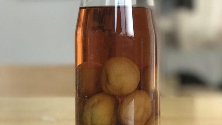 ブランデー梅酒のレシピ 【凄い手作り梅酒ランキング #3】